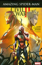 Civil War II_Amazing Spider-Man