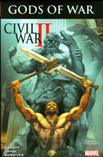 Civil War II_Gods Of War