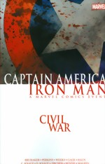 Civil War_Captain America_Iron Man