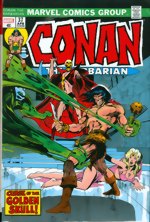 Conan The Barbarian_The Original Marvel Years Omnibus_Vol. 2_HC_Variant