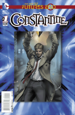 Constantine_Futures End_One-Shot 3D Cover