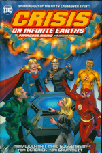 Crisis On Infinite Earths_Paragone Rising_The Deluxe Edition_HC