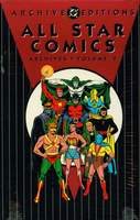 DC Archive Editions_All Star Comics Archives_Vol. 2_HC