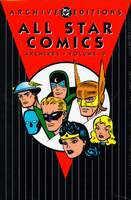DC Archive Editions_All Star Comics Archives_Vol. 9_HC