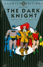 DC Archive Editions_Batman_The Dark Knight Archives_Vol. 8_HC