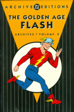 DC Archive Editions_Golden Age Flash Archives_Vol. 2_HC