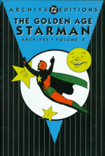 DC Archive Editions_Golden Age Starman Archives_Vol. 2_HC