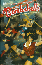 DC Comics_Bombshells_The Deluxe Edition_Vol. 2_HC