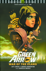 DC Essential Edition_Green Arrow_War Of The Clans