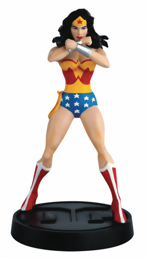 DC Wonder Woman Mythologies Figurine Collection # 1 80s Classic Wonder Woman