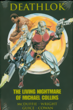 Deathlok_The Living Nightmare Of Michael Collins_HC