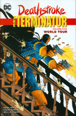 Deathstroke The Terminator_Vol. 5_World Tour