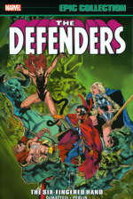 Defenders Epic Collection_Vol. 6_The Six-Fingered Hand