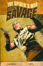 Doc Savage_Spiders Web