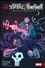 Doctor Strange And Punisher_Magic Bullets