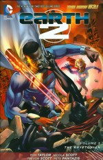 Earth 2_Vol. 5_The Kryptonian_HC