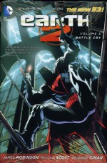 Earth 2_ Vol. 3_Battle Cry_HC