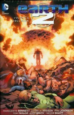 Earth 2_Vol. 6_Collision_HC