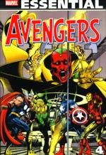 Essential Avengers_Vol. 4