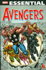 Essential Avengers_Vol. 6