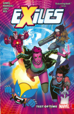 Exiles_Vol. 1_Test Of Time