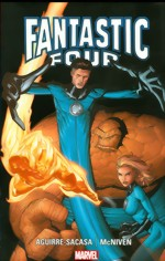 Fantastic Four By Aguirre-Sacasa And Niven