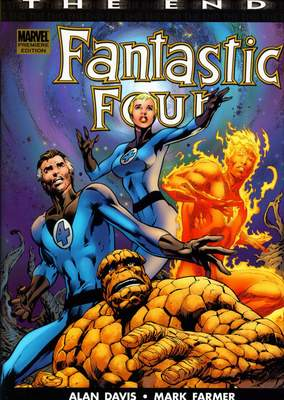 Fantastic Four_The End_HC