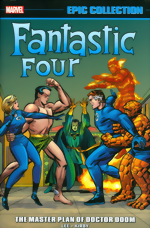 Fantastic Four_Master Plan Of Doctor Doom_Epic Collection_Vol. 2