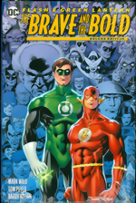Flash And Green Lantern_The Brave And The Bold_Deluxe Edition_HC