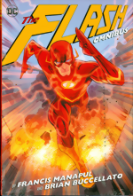 Flash By Francis Manapul And Brian Buccellato_Omnibus_HC