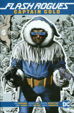 Flash Rogues_Captain Cold