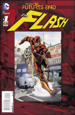 Flash_Futures End_One-Shot_3D Cover
