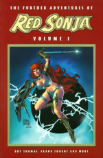 Further Adventures Of Red Sonja_Vol. 1
