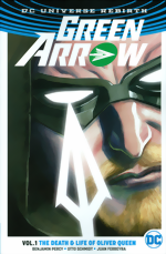 Green Arrow_Vol. 1_The Death And Life Of Oliver Queen