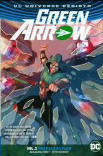 Green Arrow_Vol. 3_Emerald Outlaw