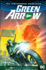Green Arrow_Vol. 4_The Rise Of Star City