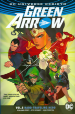 Green Arrow_Vol. 5_Hard-Traveling Hero