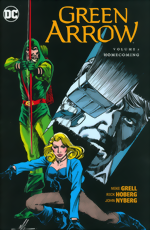 Green Arrow_Vol. 7_Homecoming