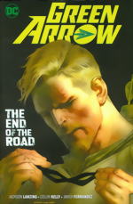 Green Arrow_Vol. 8_The End Of The Road