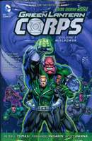 Green Lantern Corps_Vol. 3_Willpower_HC