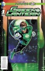 Green Lantern_Futures End_One-Shot_3D Cover