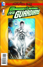 Green Lantern_New Guardians_Futures End_One-Shot_3D Cover