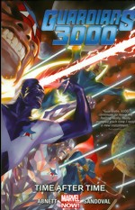 Guardians 3000_Vol. 1_Time After Time