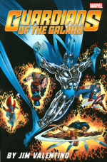 Guardians Of The Galaxy_By Jim Valentino_Vol. 3