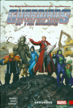Guardians Of The Galaxy_New Guard_Vol. 4_Grounded_HC