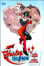 Harley Quinn By Karl Kesel And Terry Dodson_Vol. 1_Deluxe Edition_HC