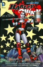 Harley Quinn_Vol.1_Hot In The City_HC