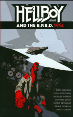 Hellboy And The B.R.P.D. 1954