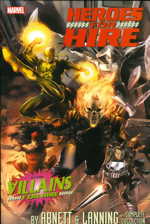 Heroes For Hire_By Abnett And Lanning_The Complete Collection