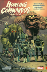 Howling Commandos Of SHIELD_Monster Squad